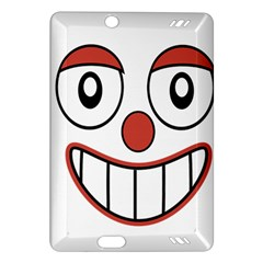 Happy Clown Cartoon Drawing Kindle Fire HD (2013) Hardshell Case