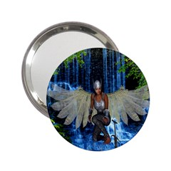 Magic Sword Handbag Mirror (2.25 )