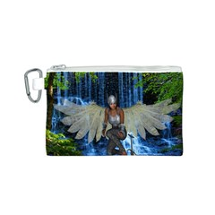 Magic Sword Canvas Cosmetic Bag (small)