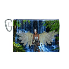 Magic Sword Canvas Cosmetic Bag (Medium)