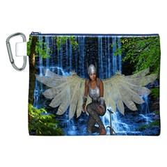 Magic Sword Canvas Cosmetic Bag (XXL)