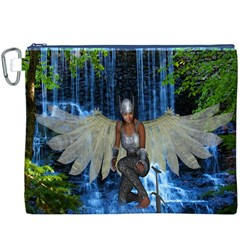 Magic Sword Canvas Cosmetic Bag (XXXL)