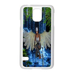 Magic Sword Samsung Galaxy S5 Case (White)