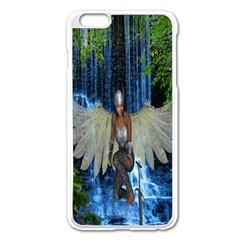 Magic Sword Apple iPhone 6 Plus Enamel White Case
