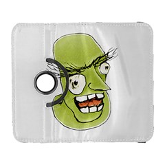 Mad Monster Man With Evil Expression Samsung Galaxy S  Iii Flip 360 Case