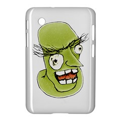 Mad Monster Man With Evil Expression Samsung Galaxy Tab 2 (7 ) P3100 Hardshell Case