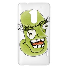 Mad Monster Man with Evil Expression HTC One Max (T6) Hardshell Case