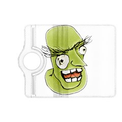 Mad Monster Man with Evil Expression Kindle Fire HD (2013) Flip 360 Case