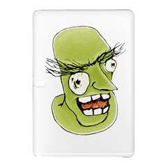 Mad Monster Man With Evil Expression Samsung Galaxy Tab Pro 10 1 Hardshell Case