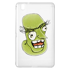 Mad Monster Man With Evil Expression Samsung Galaxy Tab Pro 8 4 Hardshell Case