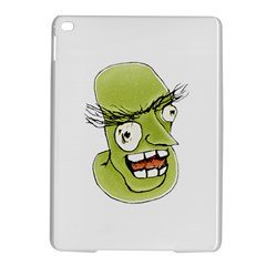 Mad Monster Man with Evil Expression Apple iPad Air 2 Hardshell Case