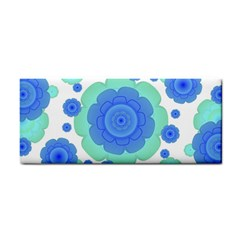 Retro Style Decorative Abstract Pattern Hand Towel