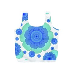 Retro Style Decorative Abstract Pattern Reusable Bag (s)