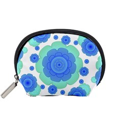 Retro Style Decorative Abstract Pattern Accessory Pouch (Small)