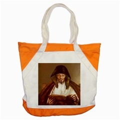 Anonymous Reading Accent Tote Bag