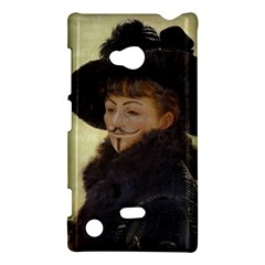 Anonymous Reading Nokia Lumia 720 Hardshell Case