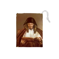 Anonymous Reading Drawstring Pouch (Small)