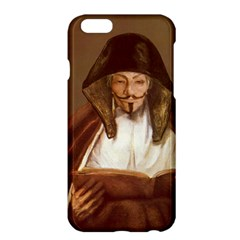 Anonymous Reading Apple iPhone 6 Plus Hardshell Case
