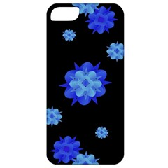 Floral Print Modern Style Pattern  Apple Iphone 5 Classic Hardshell Case