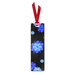 Floral Print Modern Style Pattern  Small Bookmark