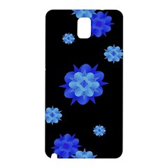 Floral Print Modern Style Pattern  Samsung Galaxy Note 3 N9005 Hardshell Back Case