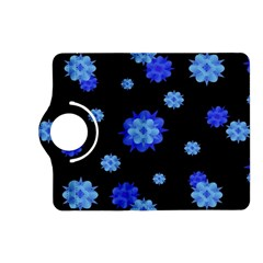 Floral Print Modern Style Pattern  Kindle Fire HD (2013) Flip 360 Case