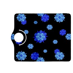 Floral Print Modern Style Pattern  Kindle Fire HDX 8.9  Flip 360 Case