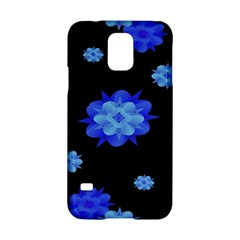 Floral Print Modern Style Pattern  Samsung Galaxy S5 Hardshell Case