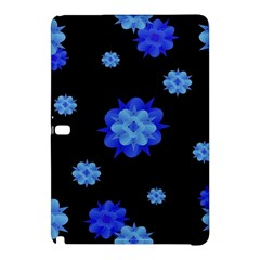 Floral Print Modern Style Pattern  Samsung Galaxy Tab Pro 10.1 Hardshell Case