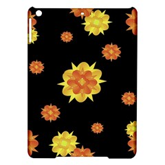 Floral Print Modern Style Pattern  Apple iPad Air Hardshell Case