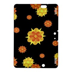 Floral Print Modern Style Pattern  Kindle Fire HDX 8.9  Hardshell Case