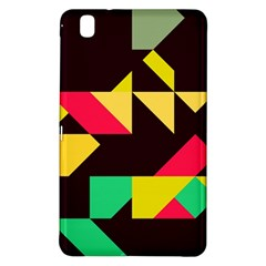 Shapes in retro colors 2 Samsung Galaxy Tab Pro 8.4 Hardshell Case