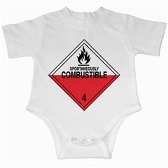 Combustible Infant Creeper