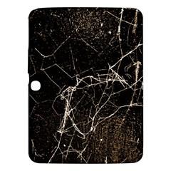 Spider Web Print Grunge Dark Texture Samsung Galaxy Tab 3 (10 1 ) P5200 Hardshell Case