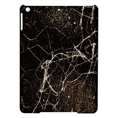 Spider Web Print Grunge Dark Texture Apple iPad Air Hardshell Case