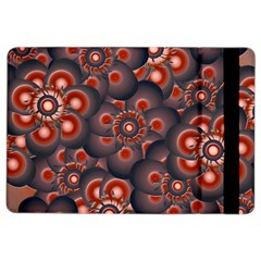 Modern Floral Decorative Pattern Print Apple Ipad Air 2 Flip Case