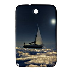 Navigating Trough Clouds Dreamy Collage Photography Samsung Galaxy Note 8 0 N5100 Hardshell Case