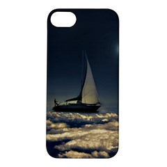 Navigating Trough Clouds Dreamy Collage Photography Apple Iphone 5s Hardshell Case