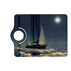 Navigating Trough Clouds Dreamy Collage Photography Kindle Fire HD (2013) Flip 360 Case