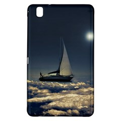 Navigating Trough Clouds Dreamy Collage Photography Samsung Galaxy Tab Pro 8.4 Hardshell Case