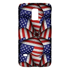 Modern Usa Flag Pattern Samsung Galaxy S5 Mini Hardshell Case