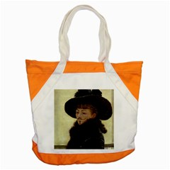 Kathleen Anonymous Ipad Accent Tote Bag