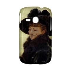 Kathleen Anonymous Ipad Samsung Galaxy S6310 Hardshell Case
