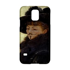 Kathleen Anonymous Ipad Samsung Galaxy S5 Hardshell Case