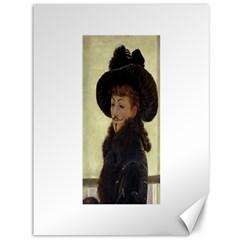 Kathleen Anonymous - James Tissot, 1877 Canvas 36  x 48