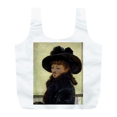 Kathleen Anonymous Ipad Reusable Bag (L)