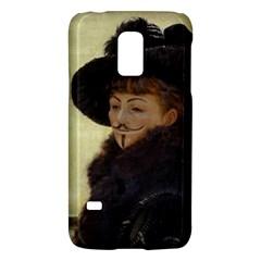 Kathleen Anonymous Ipad Samsung Galaxy S5 Mini Hardshell Case