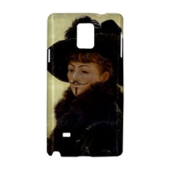 Kathleen Anonymous Ipad Samsung Galaxy Note 4 Hardshell Case