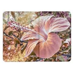Fantasy Colors Hibiscus Flower Digital Photography Kindle Fire (1st Gen) Flip Case