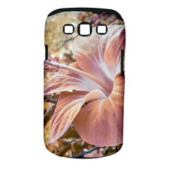 Fantasy Colors Hibiscus Flower Digital Photography Samsung Galaxy S Iii Classic Hardshell Case (pc+silicone)